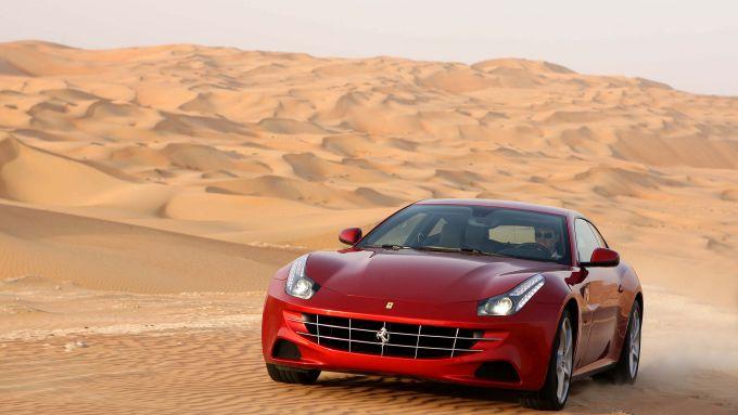 Immagine 46: Ferrari FF, 30 nuove immagini in HD