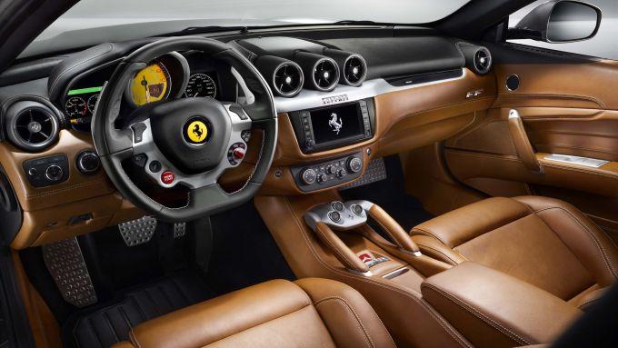 Immagine 9: Ferrari FF, 30 nuove immagini in HD