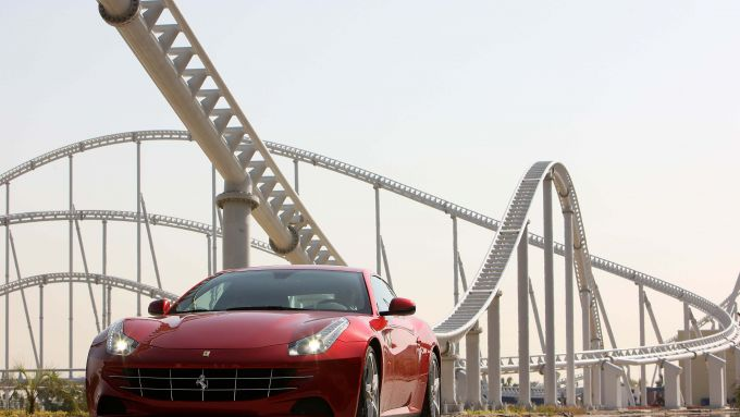 Immagine 44: Ferrari FF, 30 nuove immagini in HD