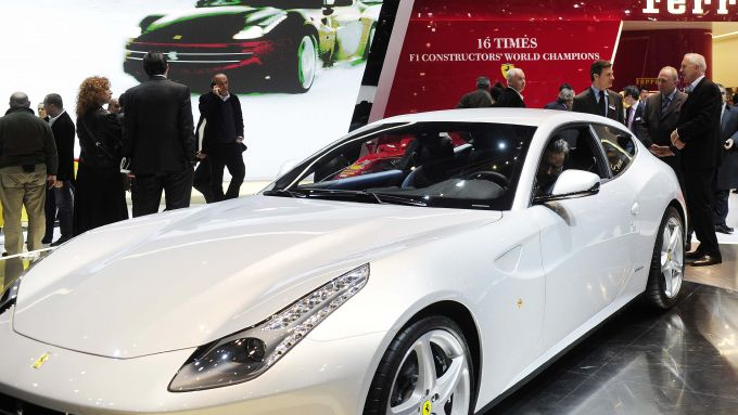 Immagine 42: Ferrari FF, 30 nuove immagini in HD