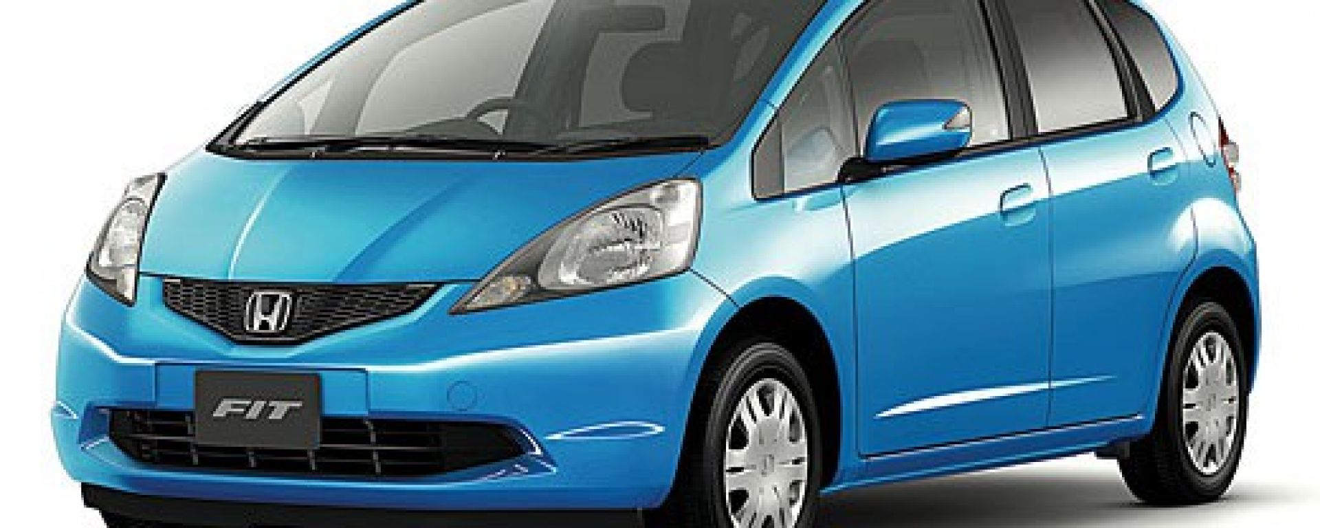 Honda Fit, la nuova Jazz