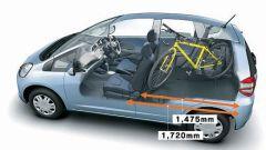 Honda Fit, la nuova Jazz - Immagine: 8