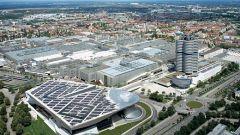 BMW Welt, l'Elica abita qui. - Immagine: 5