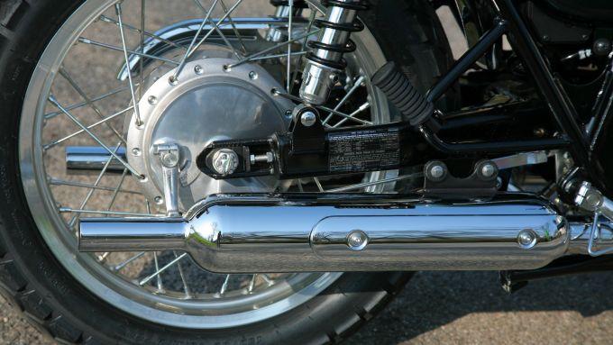Immagine 21: Kawasaki W800