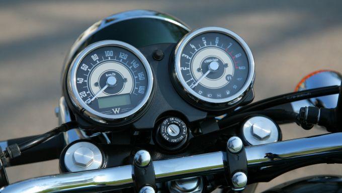 Immagine 22: Kawasaki W800