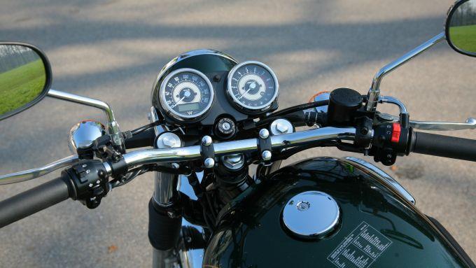 Immagine 5: Kawasaki W800