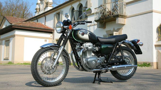 Immagine 3: Kawasaki W800