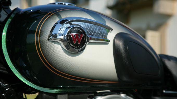 Immagine 4: Kawasaki W800