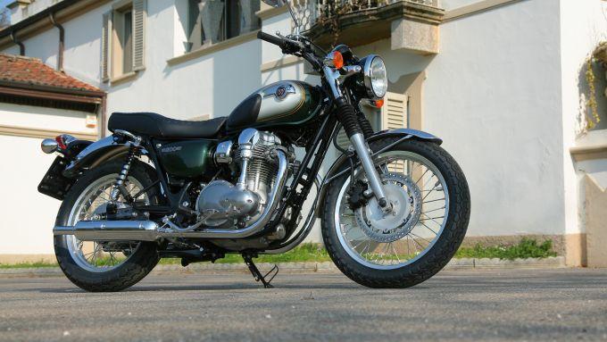 Immagine 13: Kawasaki W800