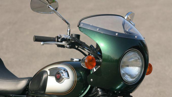 Immagine 25: Kawasaki W800
