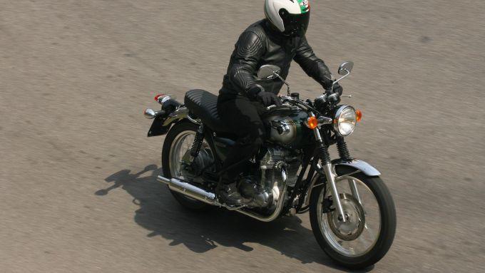 Immagine 10: Kawasaki W800