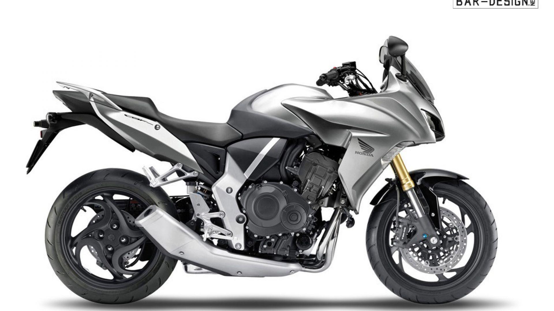 Immagine 2: Honda CBF1000FII
