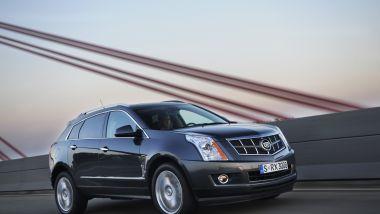 Listino prezzi Cadillac SRX