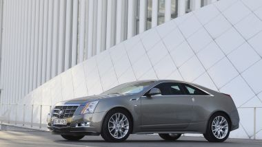 Listino prezzi Cadillac CTS Coupé