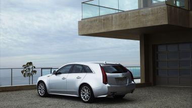 Listino prezzi Cadillac CTS Sport Wagon