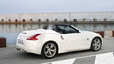 Listino prezzi Nissan 370Z Roadster