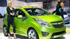 Chevrolet Spark - Immagine: 1