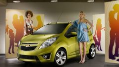 Chevrolet Spark - Immagine: 3
