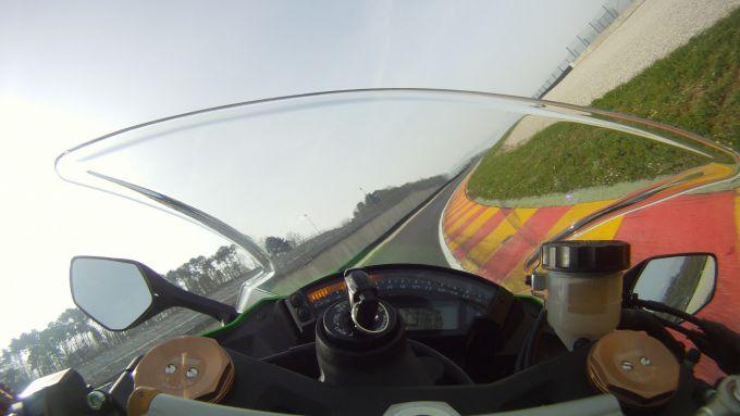 Immagine 35: Al Mugello con le 1000 Superbike 2011