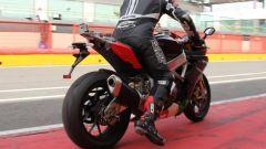 Immagine 17: Al Mugello con le 1000 Superbike 2011