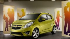 Chevrolet Spark - Immagine: 5