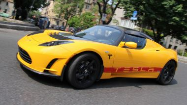 Listino prezzi TESLA Roadster