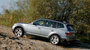 Listino prezzi BMW X3