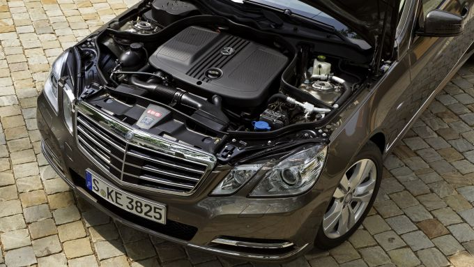 Immagine 35: Mercedes Classe E 2011