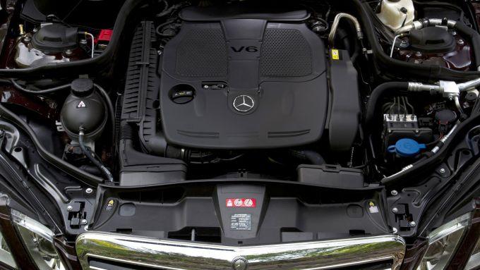 Immagine 36: Mercedes Classe E 2011
