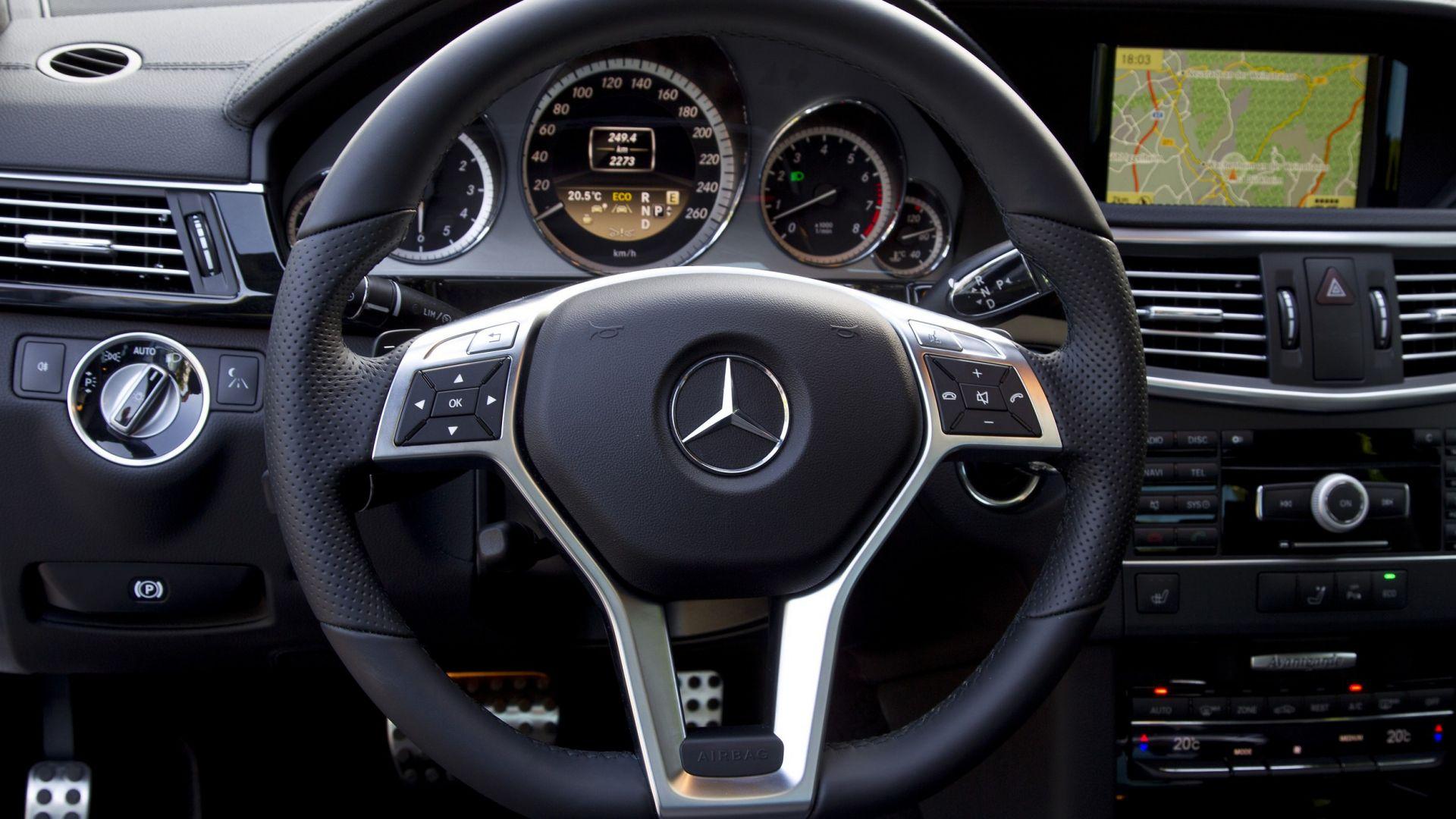 Immagine 24: Mercedes Classe E 2011