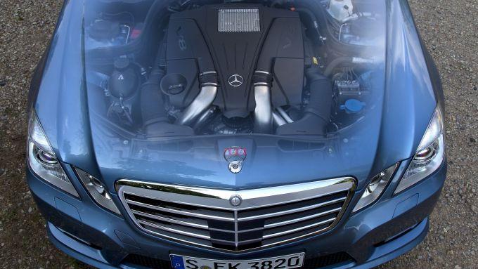 Immagine 3: Mercedes Classe E 2011