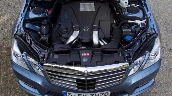 Immagine 37: Mercedes Classe E 2011