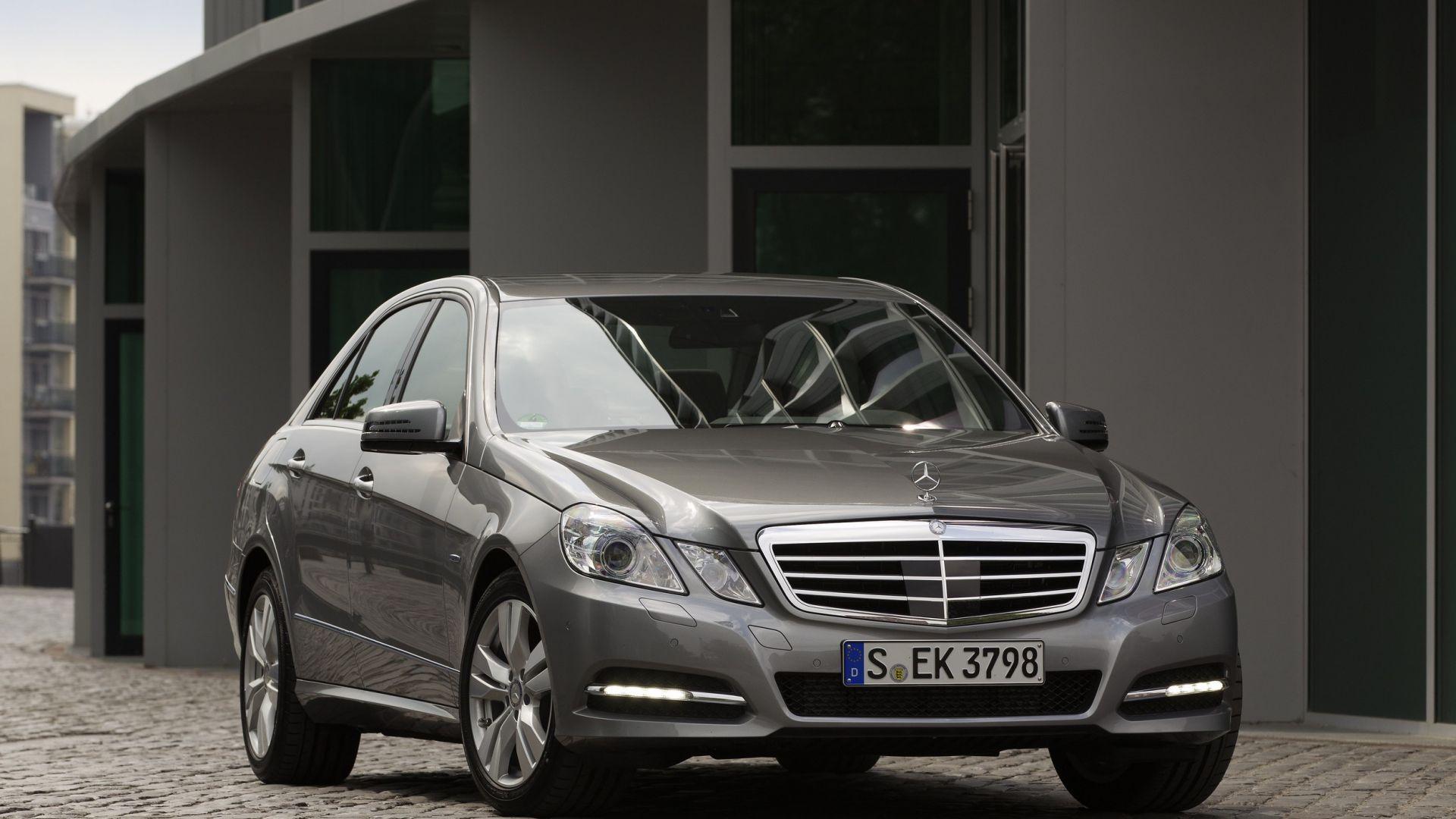 Immagine 2: Mercedes Classe E 2011