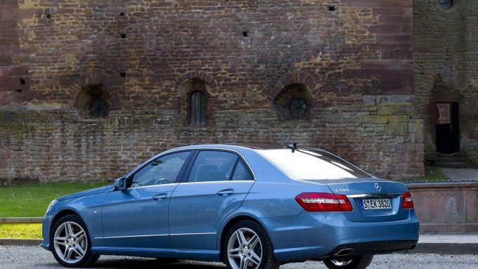 Immagine 20: Mercedes Classe E 2011
