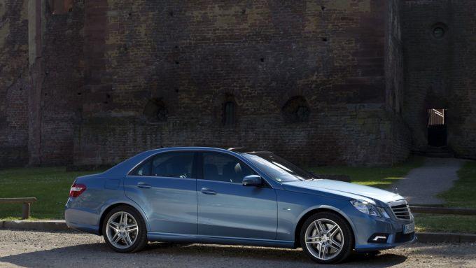 Immagine 17: Mercedes Classe E 2011