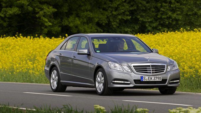 Immagine 8: Mercedes Classe E 2011