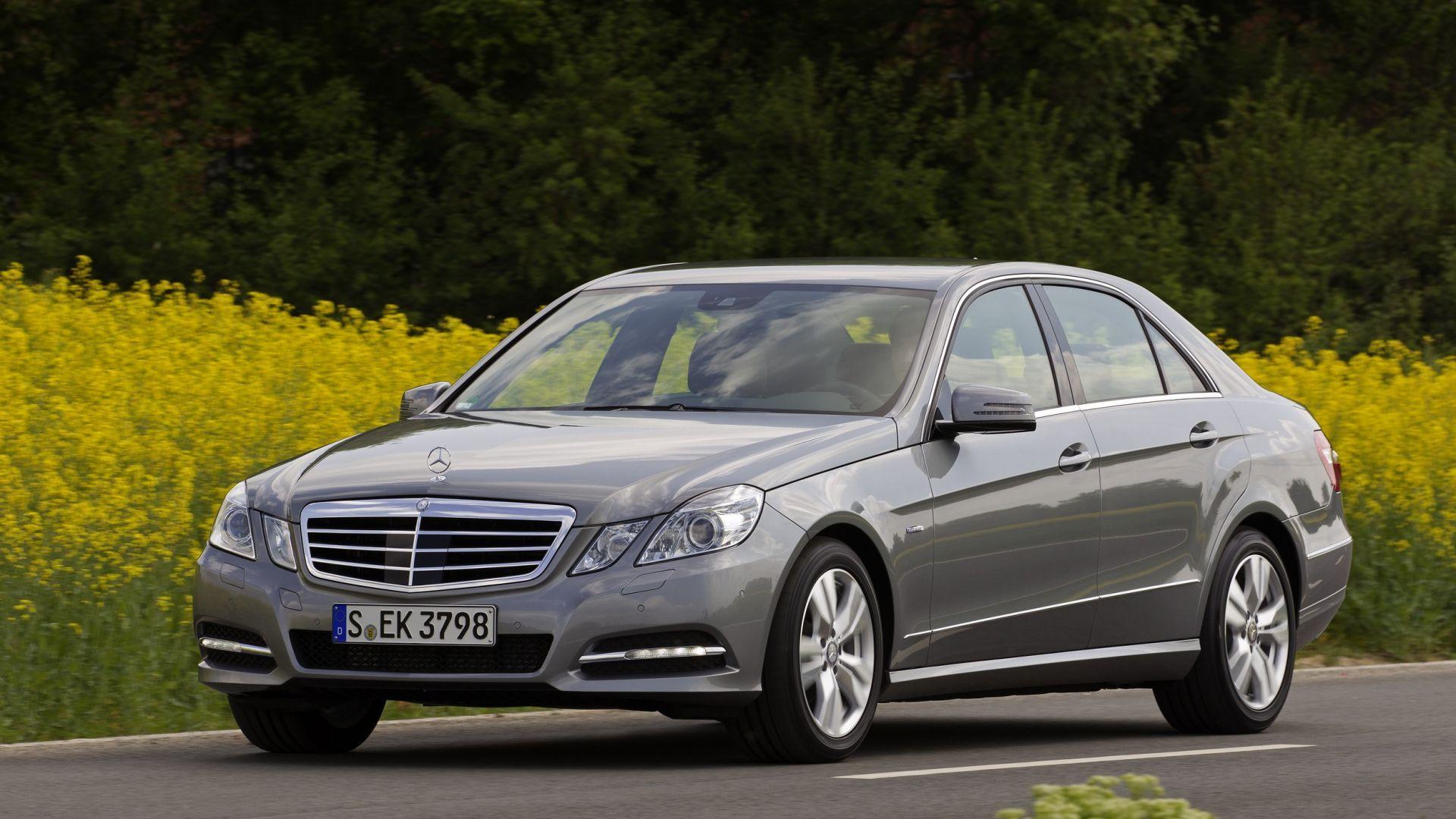 Immagine 5: Mercedes Classe E 2011