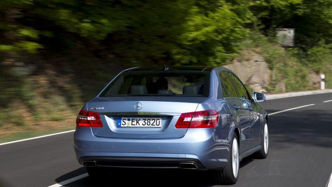 Immagine 14: Mercedes Classe E 2011