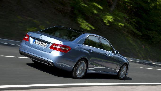 Immagine 12: Mercedes Classe E 2011