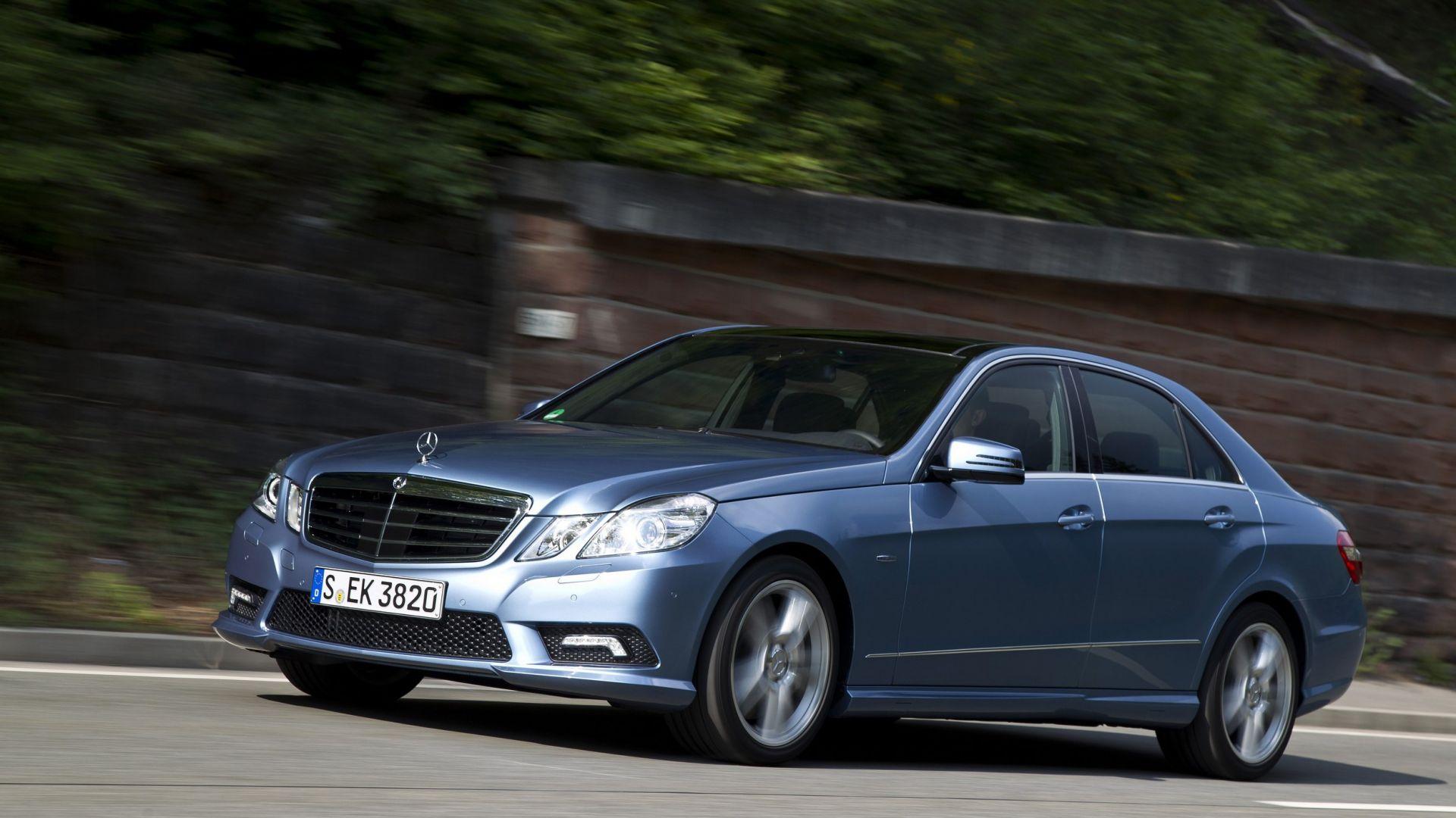 Immagine 6: Mercedes Classe E 2011