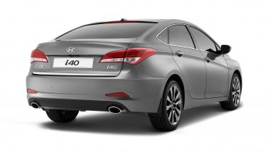 Listino prezzi Hyundai i40 Berlina
