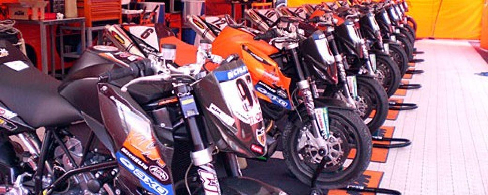 Trofeo KTM Super Duke/3