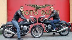 Immagine 1: Moto Guzzi V7 Café Racer