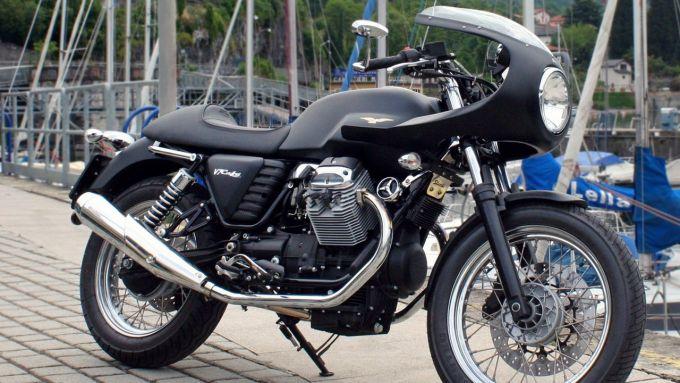 Immagine 8: Moto Guzzi V7 Café Racer