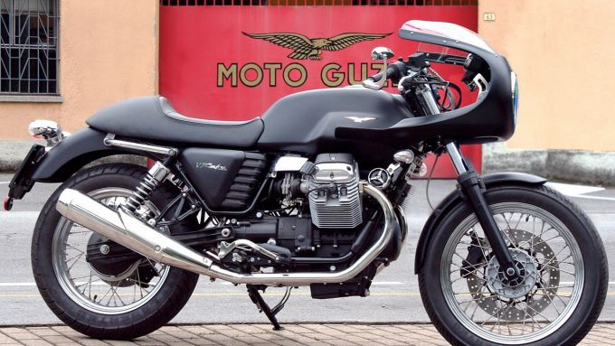 Immagine 6: Moto Guzzi V7 Café Racer