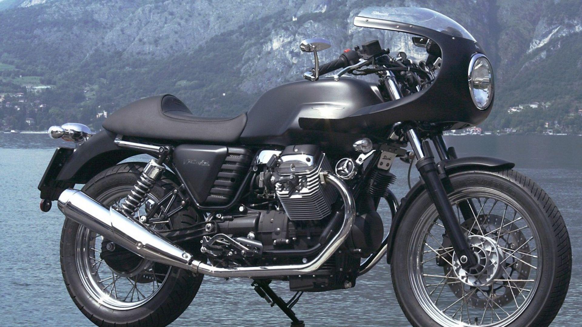 Immagine 0: Moto Guzzi V7 Café Racer
