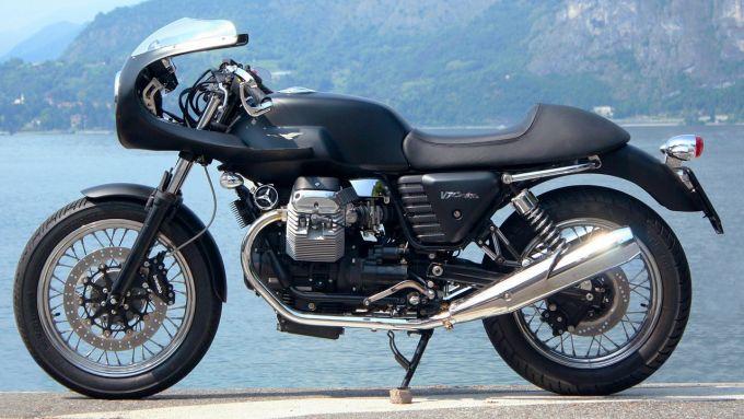 Immagine 12: Moto Guzzi V7 Café Racer