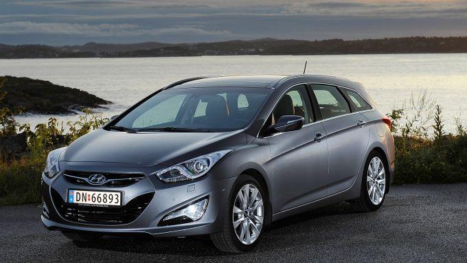 Immagine 1: Hyundai i40
