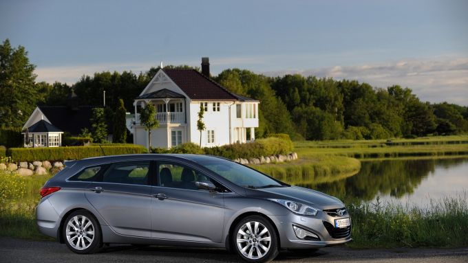 Immagine 14: Hyundai i40