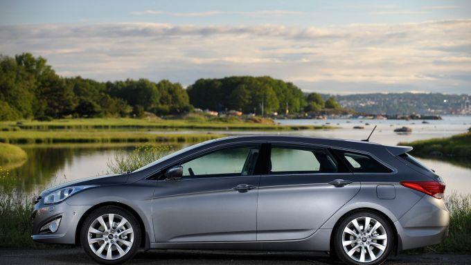 Immagine 12: Hyundai i40